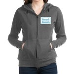 Minneapolis Minnesnowta Women's Zip Hoodie