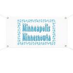 Minneapolis Minnesnowta Banner