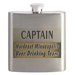 Minneapolis Beer Flask