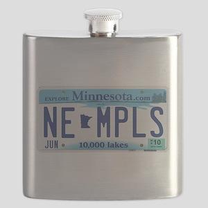 NEMplsLicensePlate Flask