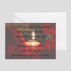 Blessing of Light Greeting Cards (Pk of 10)