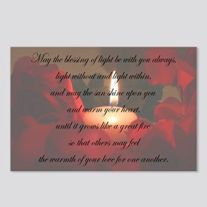 Blessing of Light Postcards (Package of 8)