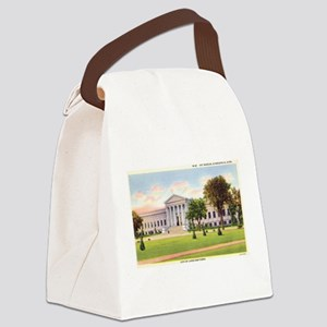 Minneapolis Art Museum 1935 Canvas Lunch Bag