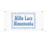 Mille Lacs Minnesnowta Banner