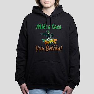 MilleLacsMinnesotaLoon Women's Hooded Sweatshi