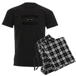 GarrisonEst Men's Dark Pajamas