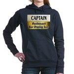 HackensackBigBeer Women's Hooded Sweatshirt
