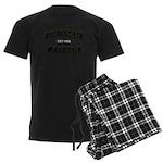 HackensackEst Men's Dark Pajamas