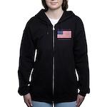 HackensackFlag Women's Zip Hoodie