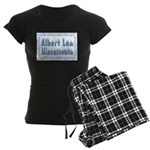 AlbertLeaMinnesnowta Women's Dark Pajamas