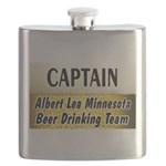 AlbertLeaBigBeer Flask