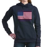 AlbertLeaFlag Women's Hooded Sweatshirt