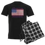 AlbertLeaFlag Men's Dark Pajamas