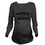 NorthfieldEst Long Sleeve Maternity T-Shirt