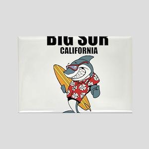 Big Sur, California Magnets