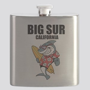 Big Sur, California Flask