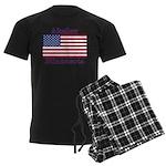 AkeleyFlag Men's Dark Pajamas