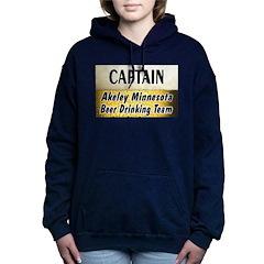 AkeleyBigBeer Women's Hooded Sweatshirt