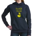 I Love Bemidji Women's Hooded Sweatshirt
