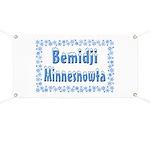 BemidjiMinnesnowta Banner