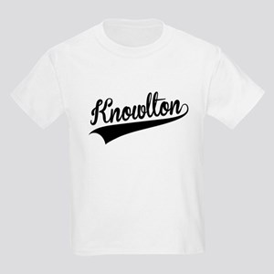 Knowlton, Retro, T-Shirt
