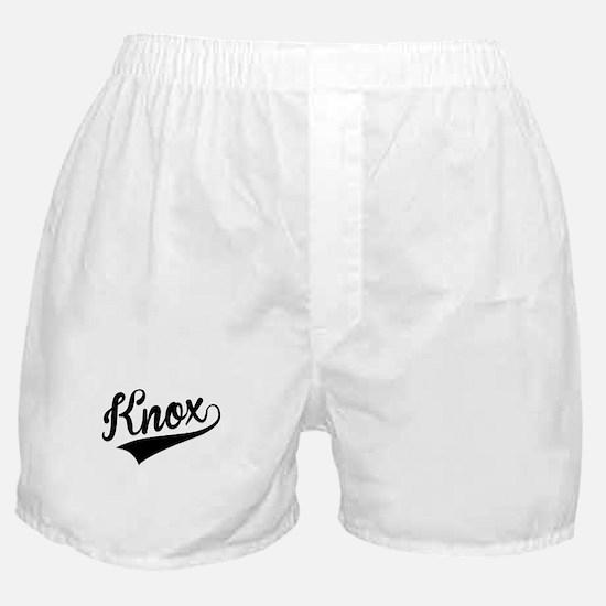 Knox, Retro, Boxer Shorts