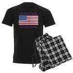 I Love Saint Paul Men's Dark Pajamas
