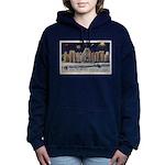 Ice Palace 1937 Women's Hooded Sweatshirt