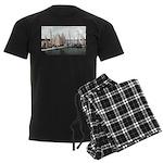 Dellwood Club Men's Dark Pajamas