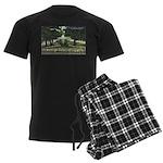Gate Ajar at Como Park Men's Dark Pajamas