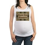 Beaver Bay Maternity Tank Top