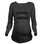 ChisholmEst Long Sleeve Maternity T-Shirt