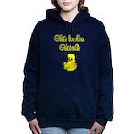 Chisholm Chick Women's Hooded Sweatshirt