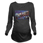 Greetings from Duluth Long Sleeve Maternity T-