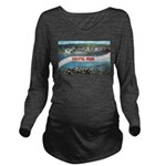 Greetings from Duluth Long Sleeve Maternity T-Shir