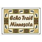 Echo Trail Loons Banner