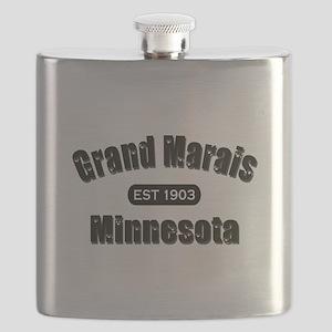Grand Marais Est Flask
