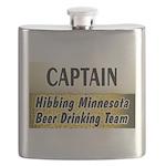 HibbingBigBeer Flask
