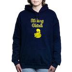 Hibbing Chick Women's Hooded Sweatshirt