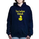I Love Two Harbors Women's Hooded Sweatshirt