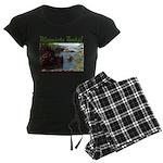 Minnesota Rocks Women's Dark Pajamas