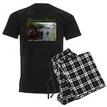 Minnesota Rocks Men's Dark Pajamas