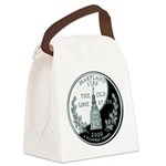 Maryland Quarter.png Canvas Lunch Bag
