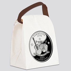 Tennessee Quarter Canvas Lunch Bag