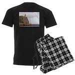 Split Rock Lighthouse 2009 Men's Dark Pajamas