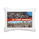 2-Greetings from St. Cloud Rectangular Canvas