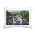 Gooseberry Falls Rectangular Canvas Pillow