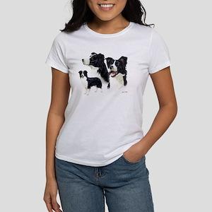 Border Collie Multi T-Shirt