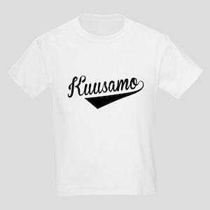 Kuusamo, Retro, T-Shirt