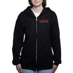 Personal Trainer Women's Zip Hoodie